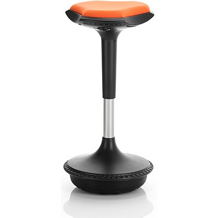 Sitall Visitor Stool - Orange