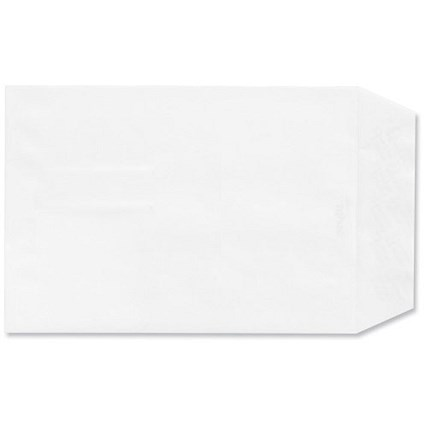 Croxley Script C5 Pocket Envelopes / Pure White / Peel & Seal / 100gsm / Pack of 500