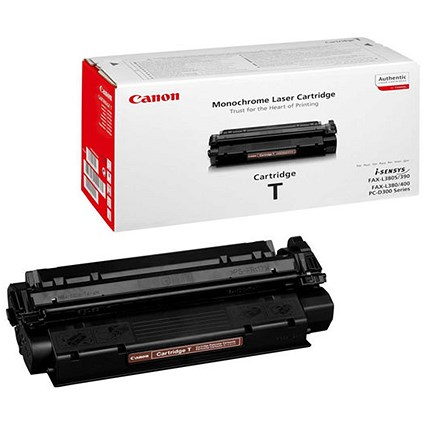 Canon T Black Laser Toner Cartridge