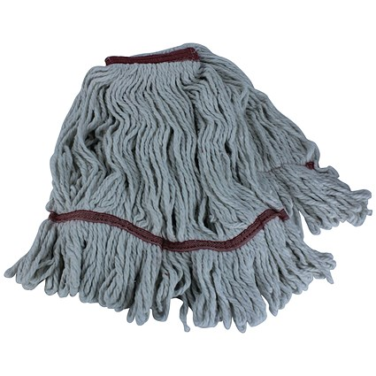 Kentucky Mop Head 450g Red (Washable pure yarn mop head) 100921RD