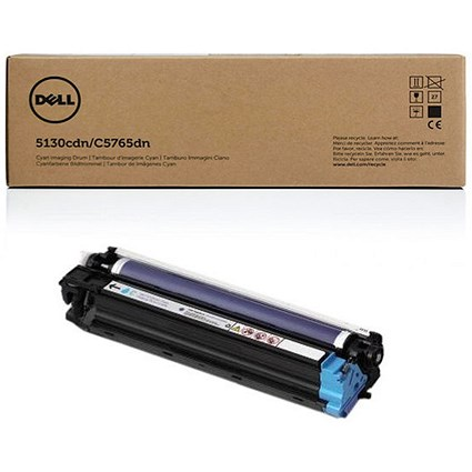 Dell 5130cdn Cyan Imaging Drum Unit