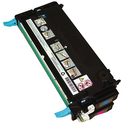 Dell 3110cn/3115cn Cyan High Yield Laser Toner Cartridge
