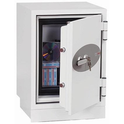 Phoenix Fire Protection Datacare Safe / Key Lock / 95kg / 17L / W470xD470xH685mm