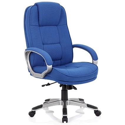 Monterey Executive Chair - Blue