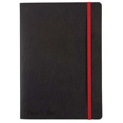 Black n' Red A6 Journal