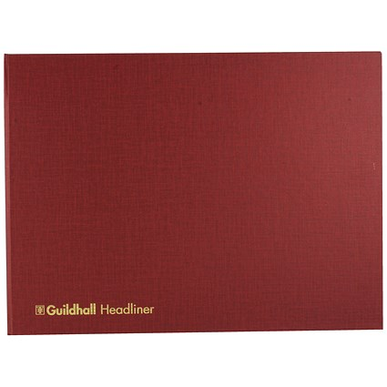 Guildhall Headliner Book 80 Pages 298x405mm 68/6-20 1450