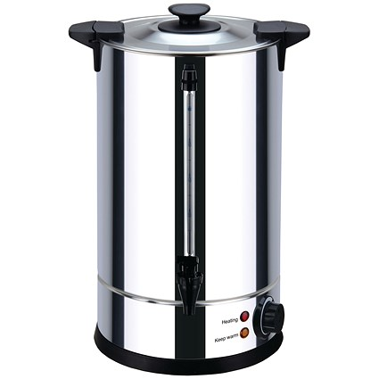 Igenix 30 Litre Catering Urn Stainless Steel
