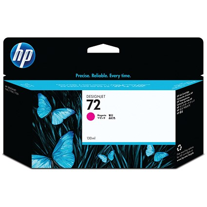 HP 72 Magenta High Yield Ink Cartridge C9372A