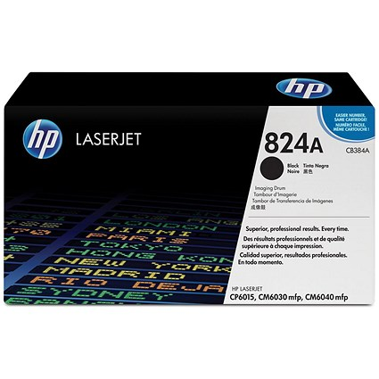 HP 824A Black Laser Drum Unit