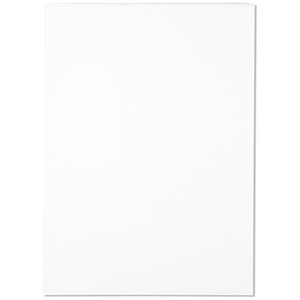 Cambridge Memo Pad, A6, Plain, 80 Sheets, Pack of 10