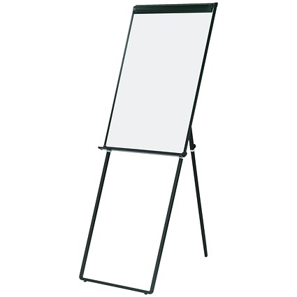 Q-Connect Deluxe Magnetic Flipchart Easel - A1