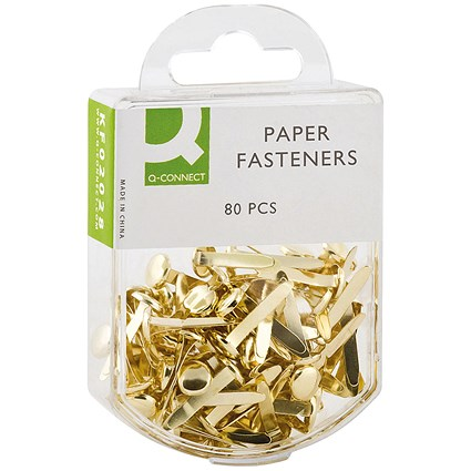 Q-Connect Paper Fastener 17mm (Pack of 800)