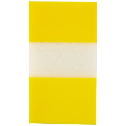 Q-Connect Page Marker Yellow (Pack of 50) KF03634