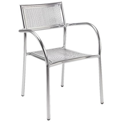 Arista Aluminium Chair