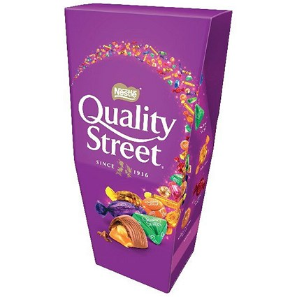 Nestle Quality Street Box