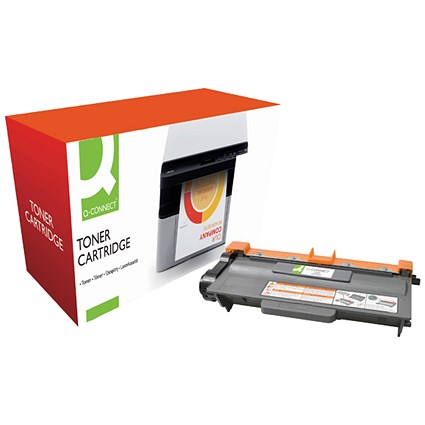 Q-Connect Compatible Solution Brother Black Toner Cartridge TN3330