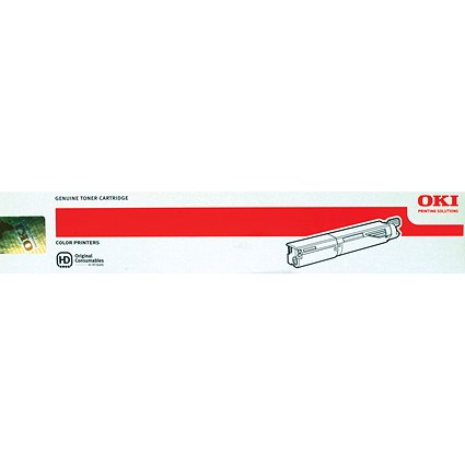Oki 43459329 Yellow Laser Toner Cartridge