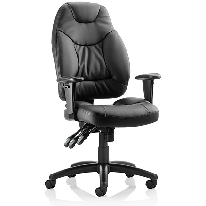 Galaxy Operator Chair - Leather