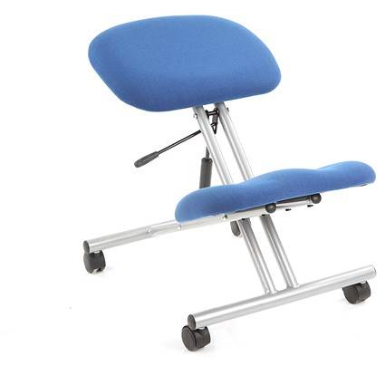 Kneeling Chair - Blue
