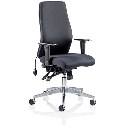 Onyx Ergo Posture Chair - Black