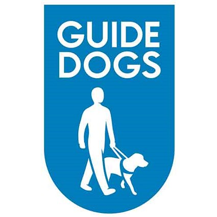 £5 Guide Dogs Charity Donation
