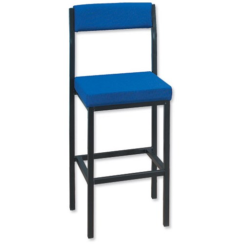 Trexus High Stool Blue