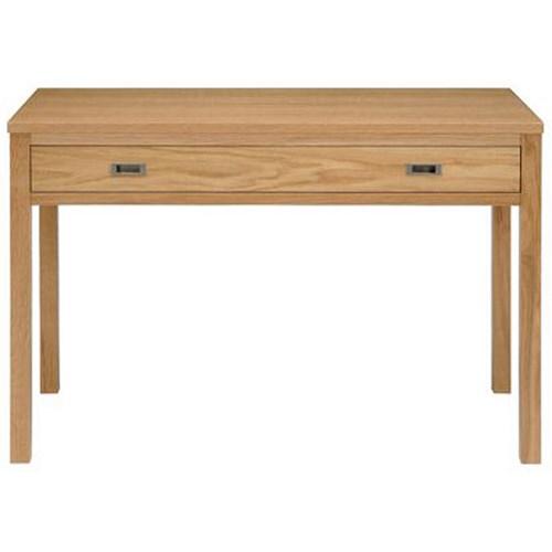 Image of Sonix Home Rectangular Office Desk / 1200 Wide / Oak