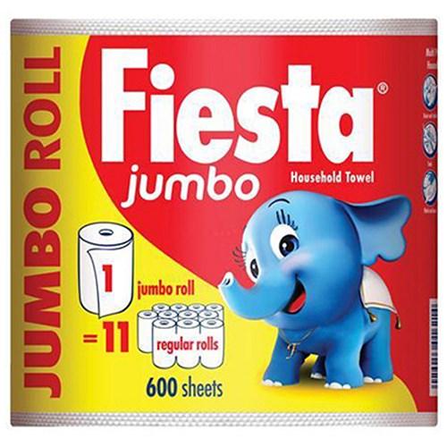Paper Towels Jumbo Rolls: Fiesta Kitchen Towels Jumbo Roll
