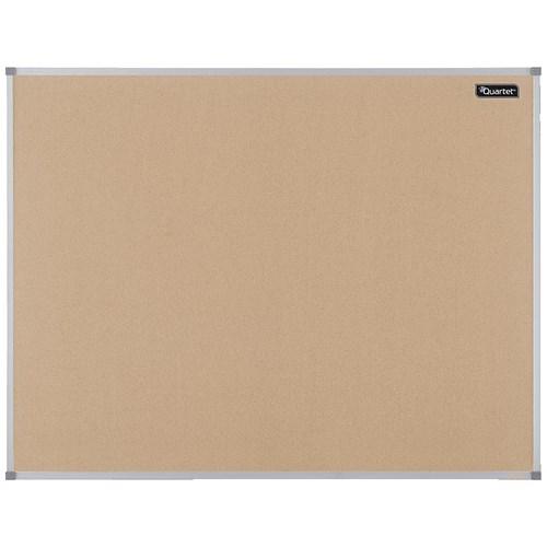 Quartet Cork Board / Aluminium Frame / W1800xH1200mm