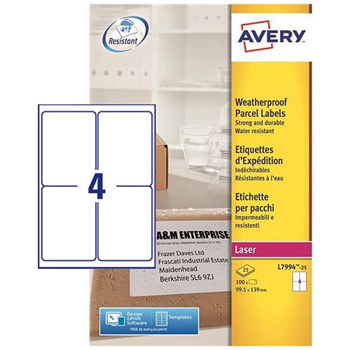 avery shipping labels 10 per page 20 sheets 30 labels per sheet
