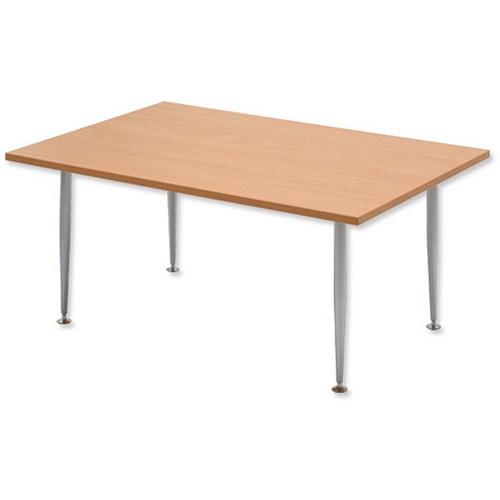 Tercel coffee table rectangular w900xd595xh400mm beech for Beech coffee table