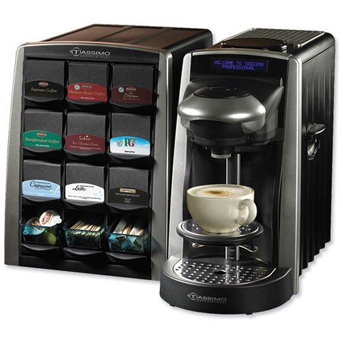 tassimo professional drinks machine cappuccino speciality. Black Bedroom Furniture Sets. Home Design Ideas