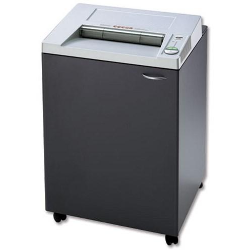 Fellowes ef1524c commercial shredder confetti cut 50 litre for Best home office shredder uk
