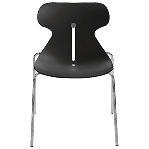 Arista Breakout Chair Black