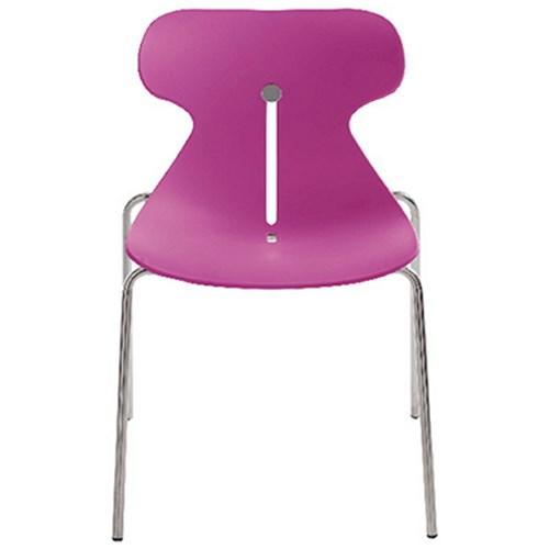 Arista Breakout Chair Fuchsia