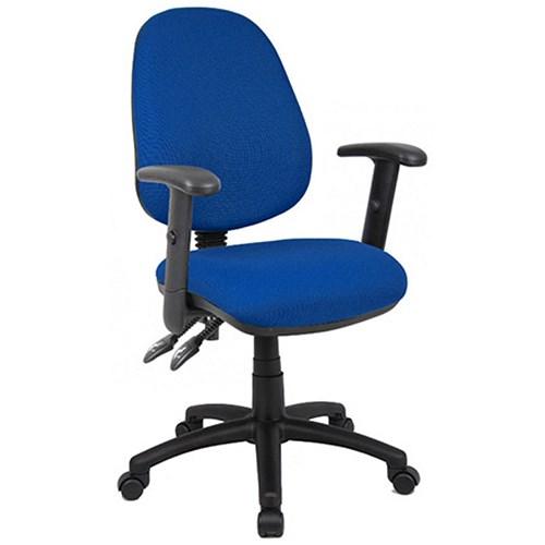 Vantage Basic High Back Operator Chair Adjustable Arms