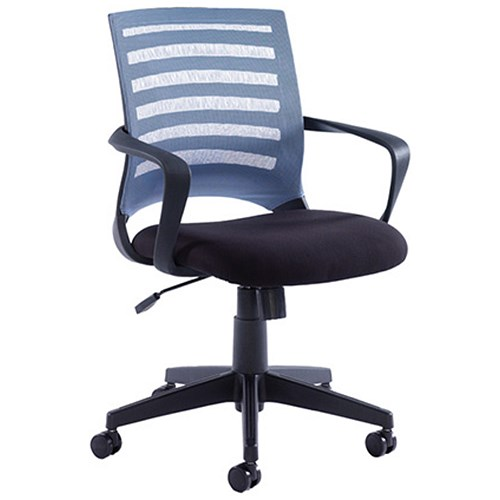 Office Furniture|Office Chairs Vega Mesh Operator Chair - Blue