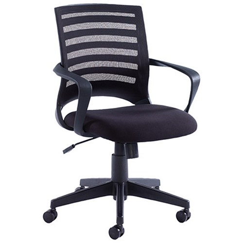 Office Furniture|Office Chairs Vega Mesh Operator Chair - Black