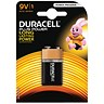 Image of Duracell Plus Power MN1604 Alkaline Battery - 9V
