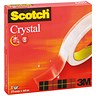 Image of Scotch Crystal Tape - 19mmx33m