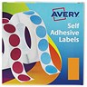 Image of Avery Label Dispenser for 25x50mm / Orange / 24-606 / 400 Labels