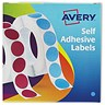 Image of Avery Dispenser for 8mm Diameter Labels / Blue / 24-616 / 1400 Labels