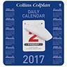 Image of Collins 2017 Daily Block Tear Off Day of the Year Calendar