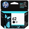 Image of HP 62 Black Ink Cartridge