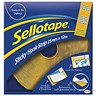 Image of Sellotape Removable Hook Strip - 25mm x 12m