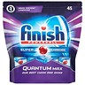 Image of Finish Quantum Max Dishwasher Tablets Regular Ref 3006193 [Pack 45]