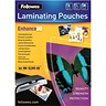 Image of Fellowes Laminating Pouches 80 Micron A4 Ref 53061 [Pack 100]