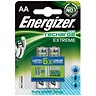 Image of Energizer Rechargeable Battery / NiMH Capacity 2300mAh HR6 / 1.2V / AA / Pack of 2