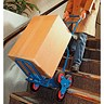 Image of 5 Star Stair Climber Trolley Truck - Capacity 150kg
