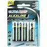 Image of Everyday Alkaline Batteries / AA / Pack of 4